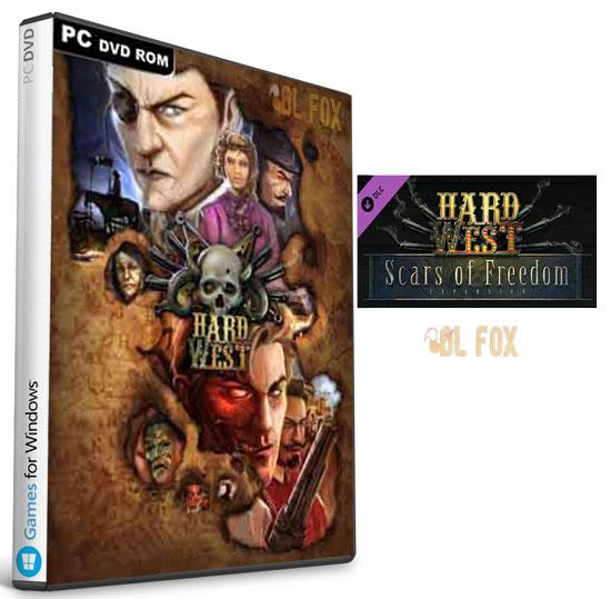 دانلود نسخه فشرده بازی HARD WEST SCARS OF FREEDOM برای PC