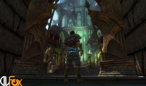 دانلود نسخه فشرده بازی Kingdoms of Amalur: Reckoning برای PC