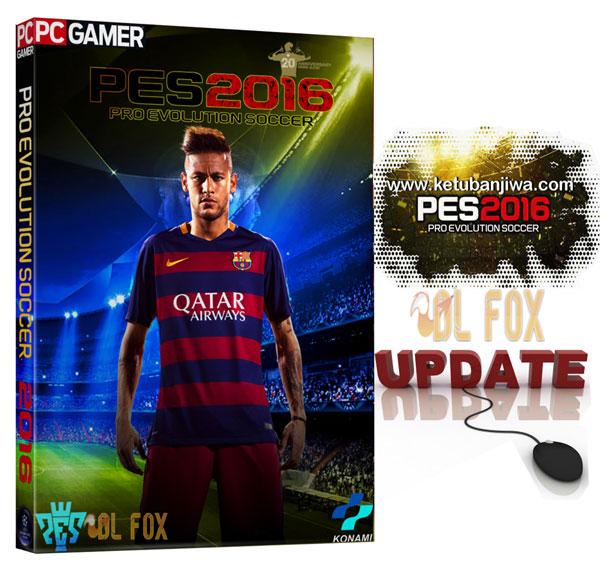 دانلود آپدیت جدید بازی PES 2016 برای PC
