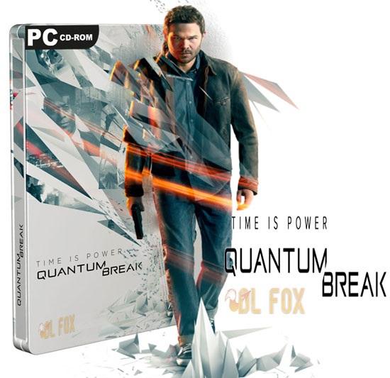 دانلود نسخه فشرده کرک اتوماتیک بازی Quantum Break برای PC