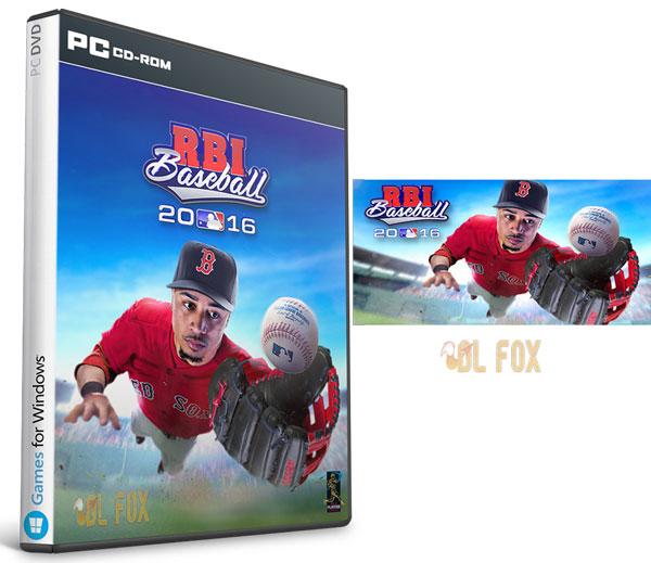 دانلود بازی R.B.I.Baseball.16 برای PC