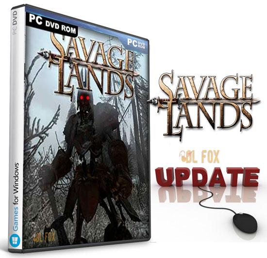 دانلود بازی SAVAGE LANDS V0.8.3.132 برای PC