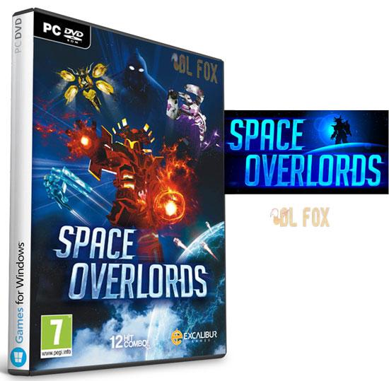 دانلود بازی SPACE OVERLORDS برای PC