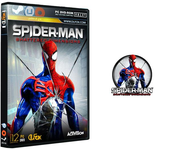 دانلود نسخه فشرده بازی Spider-Man: Shattered Dimensions برای PC