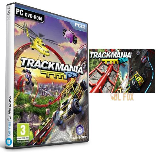 دانلود نسخه فشرده بازی TRACKMANIA TURBO برای PC