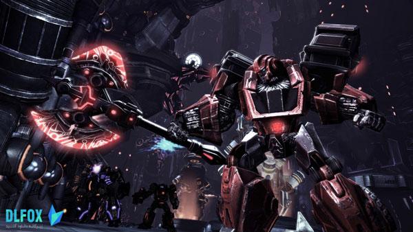 دانلود نسخه فشرده بازی Transformers: War for Cybertron برای PC