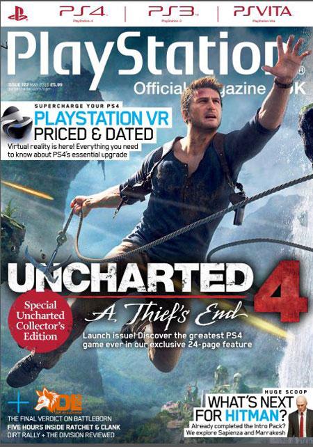 دانلود مجله PlayStation Official Magazine UK – May 2016