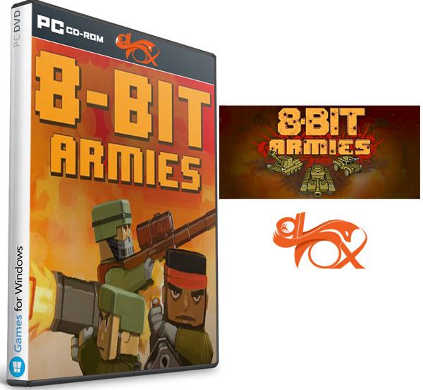 دانلود بازی ۸ BIT ARMIES برای PC
