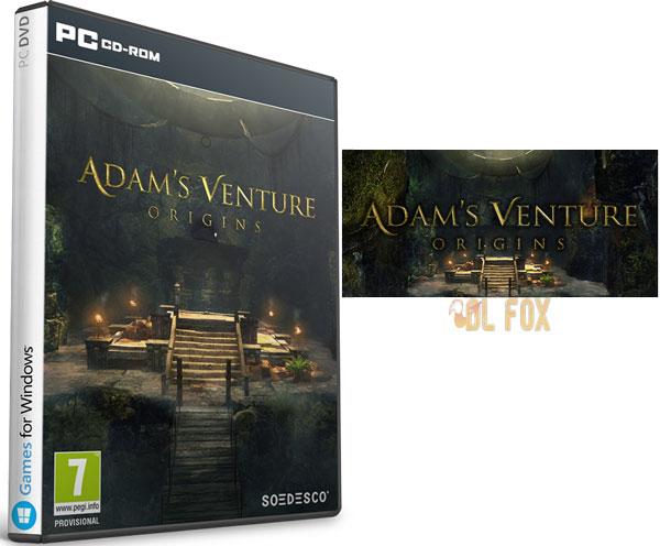 دانلود نسخه فشرده بازی ADAMS VENTURE ORIGINS برای PC