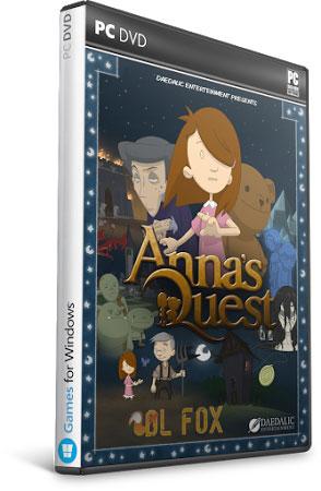 دانلود بازی Annas Quest برای PC