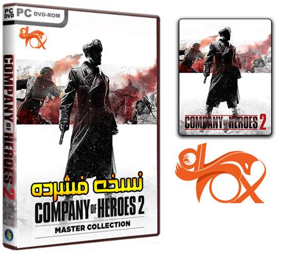 دانلود نسخه فشرده Company of Heroes 2: Master Collection برای PC