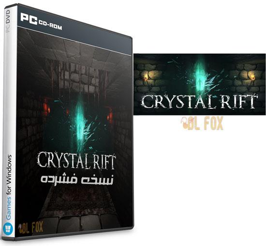 دانلود نسخه فشرده بازی Crystal Rift برای PC