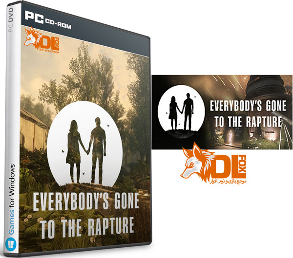 دانلود بازی EVERYBODYS GONE TO THE RAPTURE برای PC