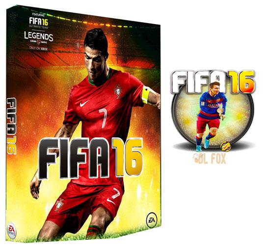 دانلود بازی FIFA 16 CRACKED READNFO برای PC