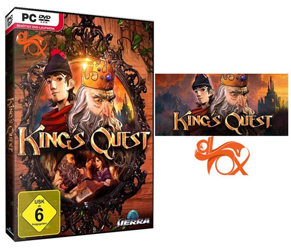 دانلود نسخه فشرده بازی KINGS QUEST CHAPTER 3 برای PC
