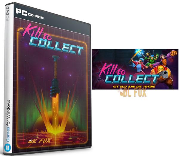 دانلود نسخه فشرده بازی KILL TO COLLECT برای PC