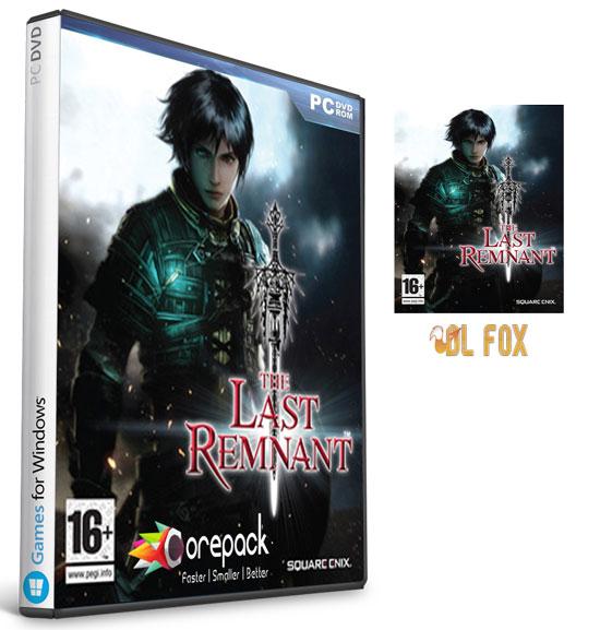 دانلود نسخه فشرده بازی The Last Remnant برای PC