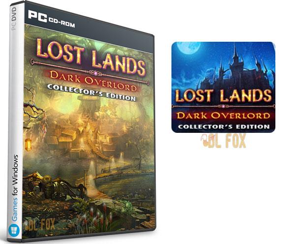 دانلود بازی Lost Lands: Dark Overlord Collector's Edition برای PC