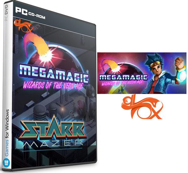 دانلود بازی Megamagic: Wizards of the Neon Age برای PC