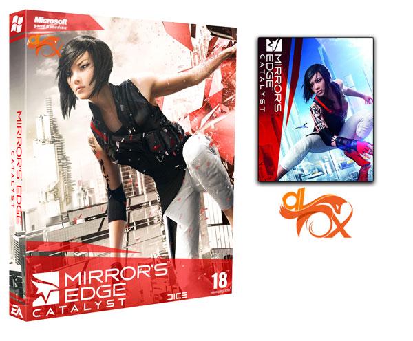 دانلود نسخه فشرده و کرک شده بازی Mirror's Edge Catalyst برای PC