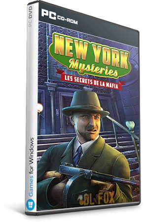 دانلود بازی New York Mysteries:Secrets of the Mafia Collectors Edition برای PC