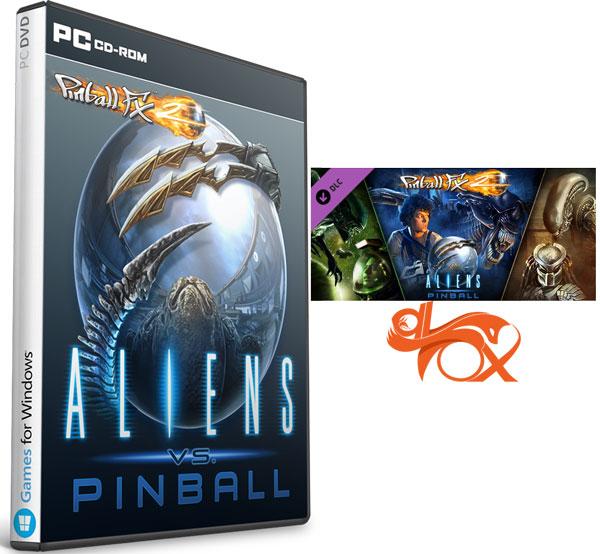 دانلود بازی PINBALL FX2 ALIENS VS PINBALL برای PC