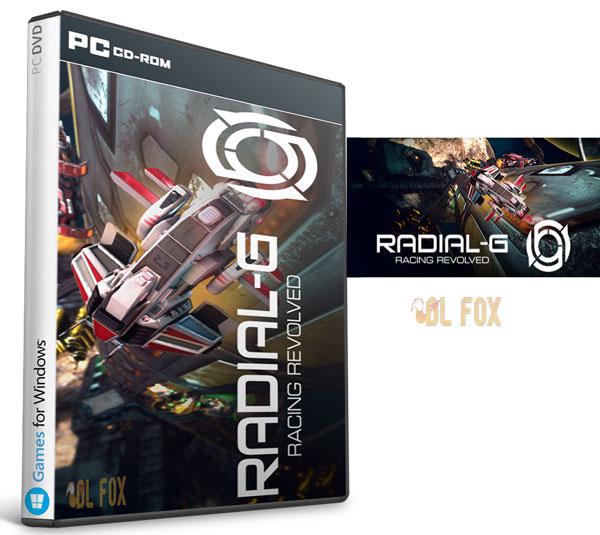 دانلود بازی RADIAL G RACING REVOLVED برای PC