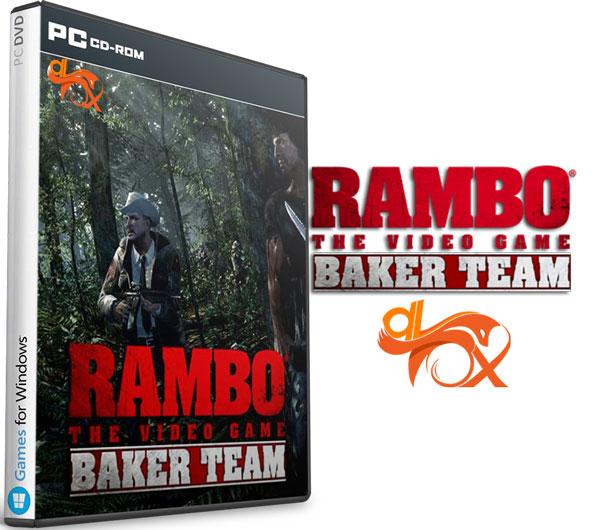 دانلود نسخه فشرده بازی Rambo The Video Game: Baker Team برای PC