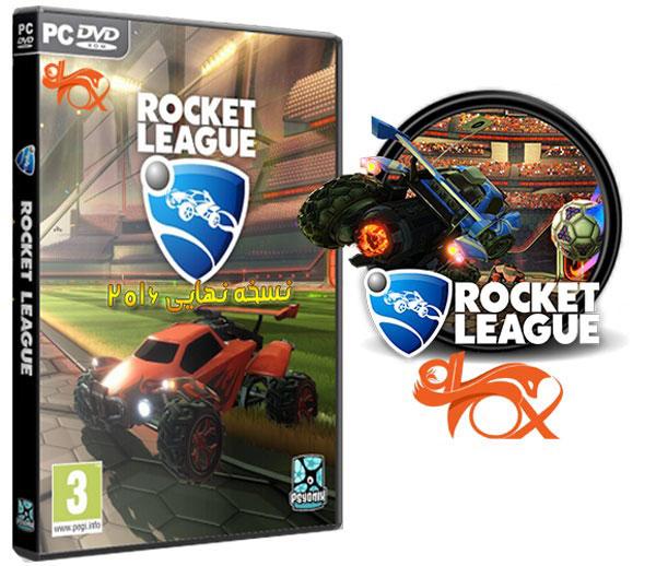 دانلود نسخه فشرده بازی Rocket League™ – NBA Flag Pack برای PC
