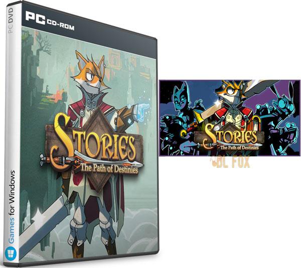 دانلود بازی Stories: The Path of Destinies برای PC
