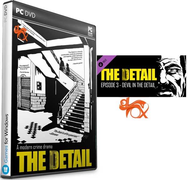 دانلود بازی THE DETAIL EPISODE 3 DEVIL IN THE DETAIL برای PC