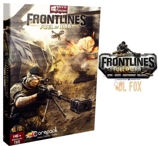 دانلود نسخه فشرده بازی Frontlines Fuel Of War برای PC