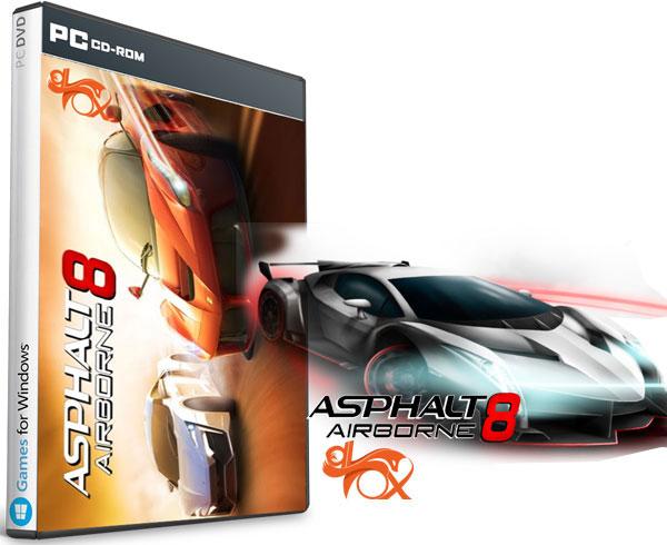 دانلود بازی Asphalt 8: Airborne برای PC