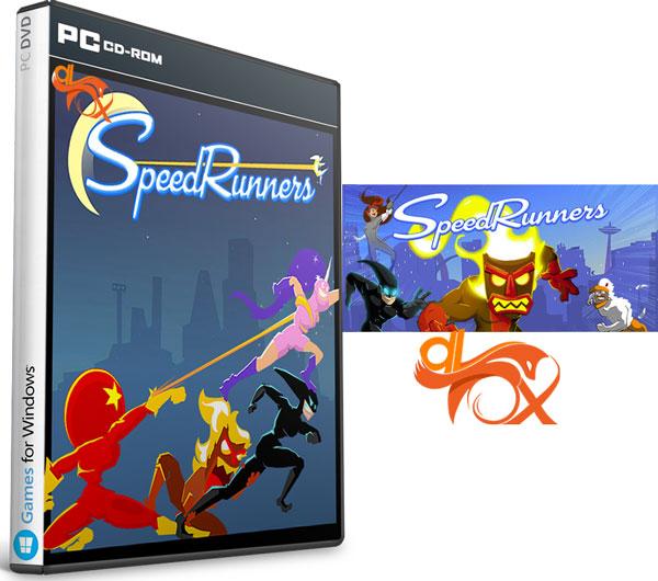 دانلود بازی SpeedRunners برای PC