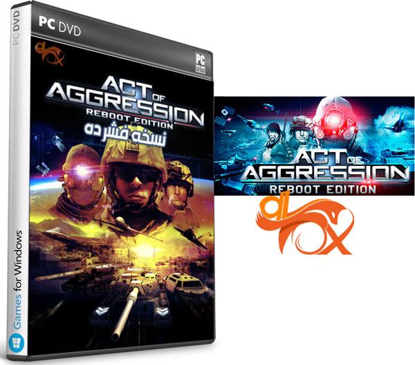 دانلود نسخه فشرده بازی ACT OF AGGRESSION REBOOT EDITION برای PC