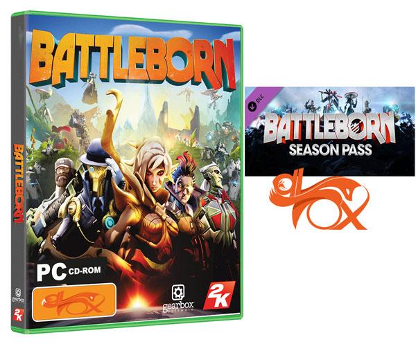 دانلود کرک بازی BATTLEBORN DIGITAL DELUXE برای PC