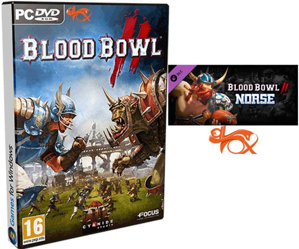دانلود نسخه فشرده بازی BLOOD BOWL 2 NORSE برای PC