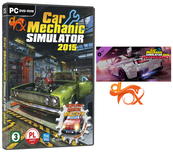 دانلود نسخه فشرده بازی CAR MECHANIC SIMULATOR 2015 PERFORMANCE برای PC