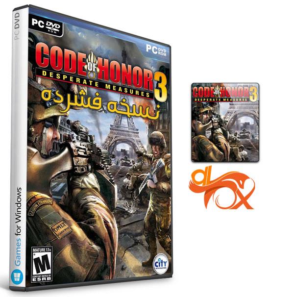 دانلود نسخه فشرده بازی Code Of Honor 3 : Desperate Measures برای PC