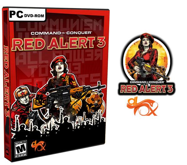 دانلود بازی استراتژیکی Command & Conquer: Red Alert 3 برای PC
