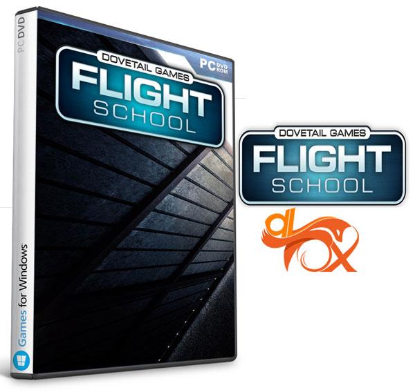 دانلود نسخه فشرده بازی DOVETAIL GAMES FLIGHT SCHOOL برای PC