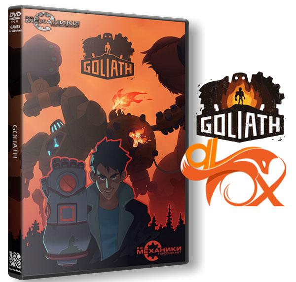 دانلود نسخه فشرده بازی Goliath برای PC