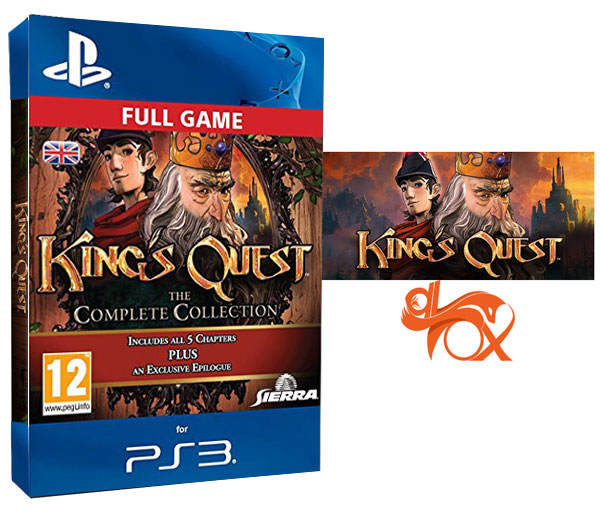 دانلود بازی Kings Quest برای PS3