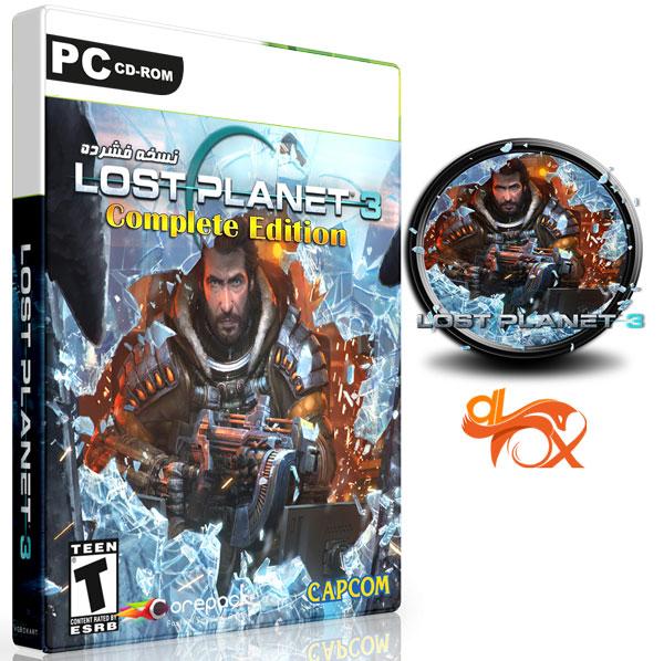 دانلود نسخه فشرده بازی Lost Planet 3 Complete Edition برای PC