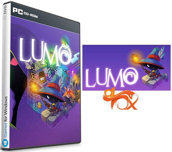 دانلود نسخه فشرده بازی Lumo Deluxe Edition برای PC