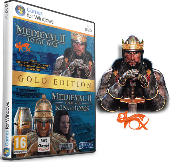 دانلود بازی Medieval II: Total War Collection برای PC