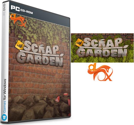 دانلود نسخه فشرده بازی SCRAP GARDEN برای PC