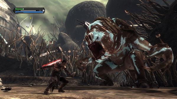 دانلود نسخه فشرده بازی Star Wars The Force Unleashed برای PC