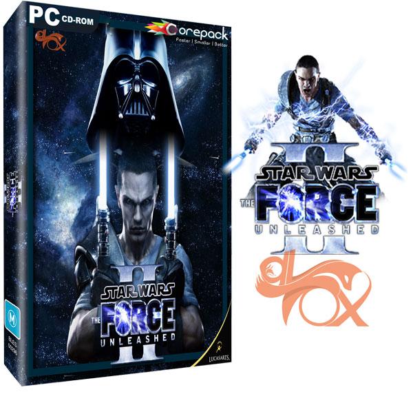 دانلود نسخه فشرده بازی Star Wars The Force Unleashed II برای PC