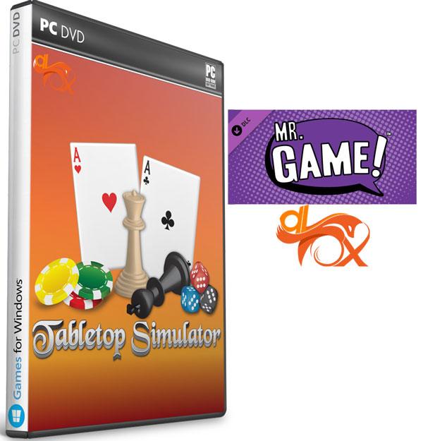 دانلود بازی TABLETOP SIMULATOR MR.GAME برای PC